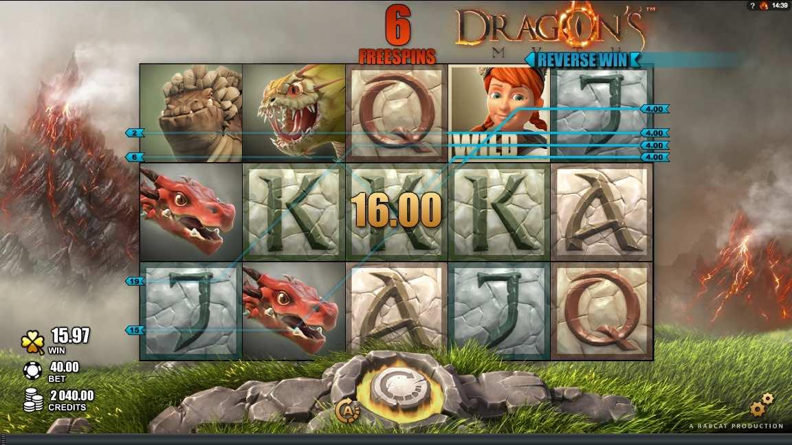 барабаны dragons myth