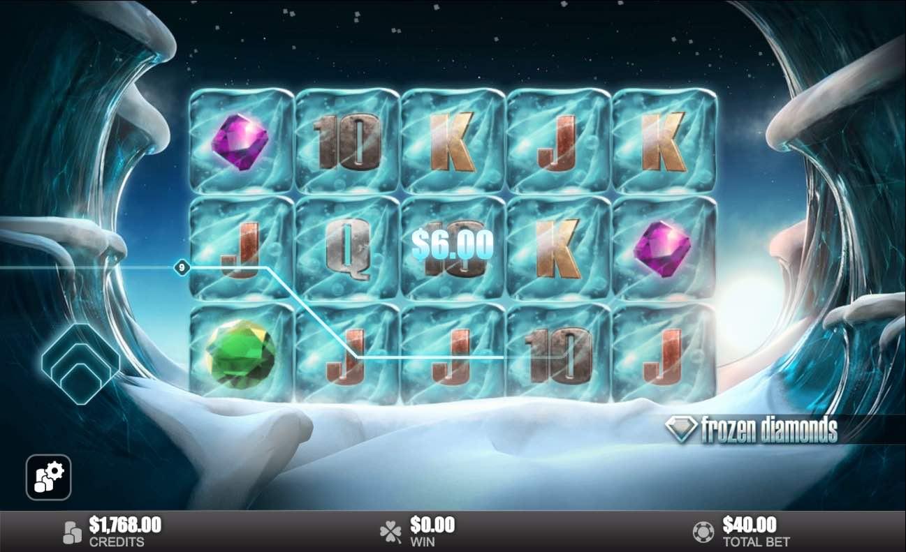 барабаны frozen diamonds