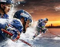 Сказочный хоккей
