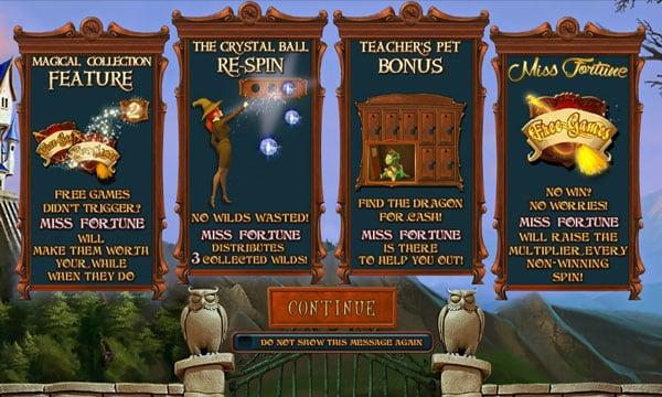 Особеннсоти игры в слоте Miss Fortune