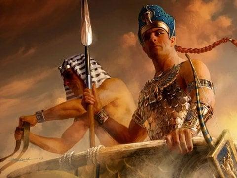 Турнир Игра фараонов