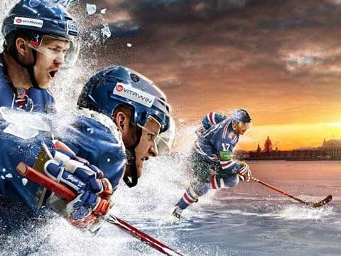 Турнир сказочный хоккей